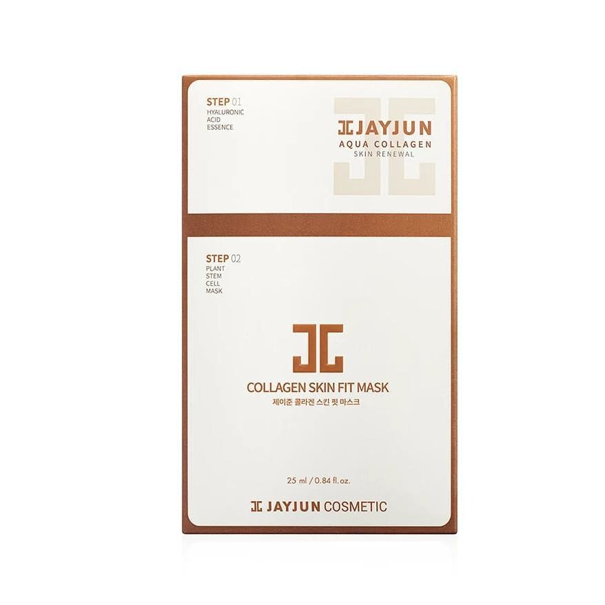JAYJUN Collagen Skin Fit Mask - Lifecode Boutique
