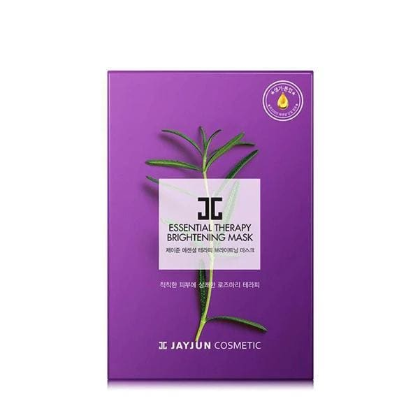 JAYJUN Essential Therapy Mask (10pcs/pack) - Lifecode Boutique