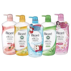 KAO BIORE CLEAN AND SOFT BODY WASH 1000ml - Lifecode Boutique