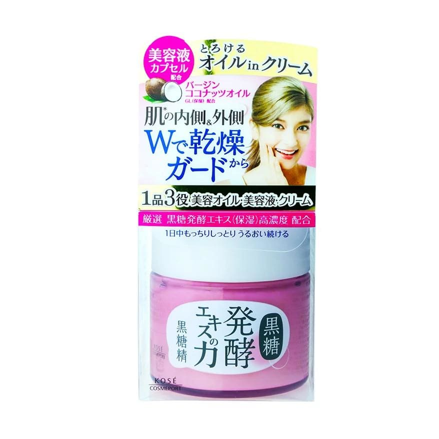 KOSE KT Hakkou E Gel Cream (80g) - Lifecode Boutique