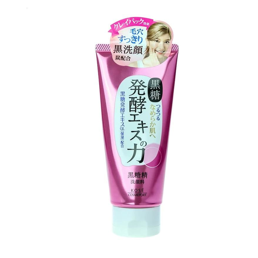 KOSE KT Hakkou E Washing Cream (130g) - Lifecode Boutique