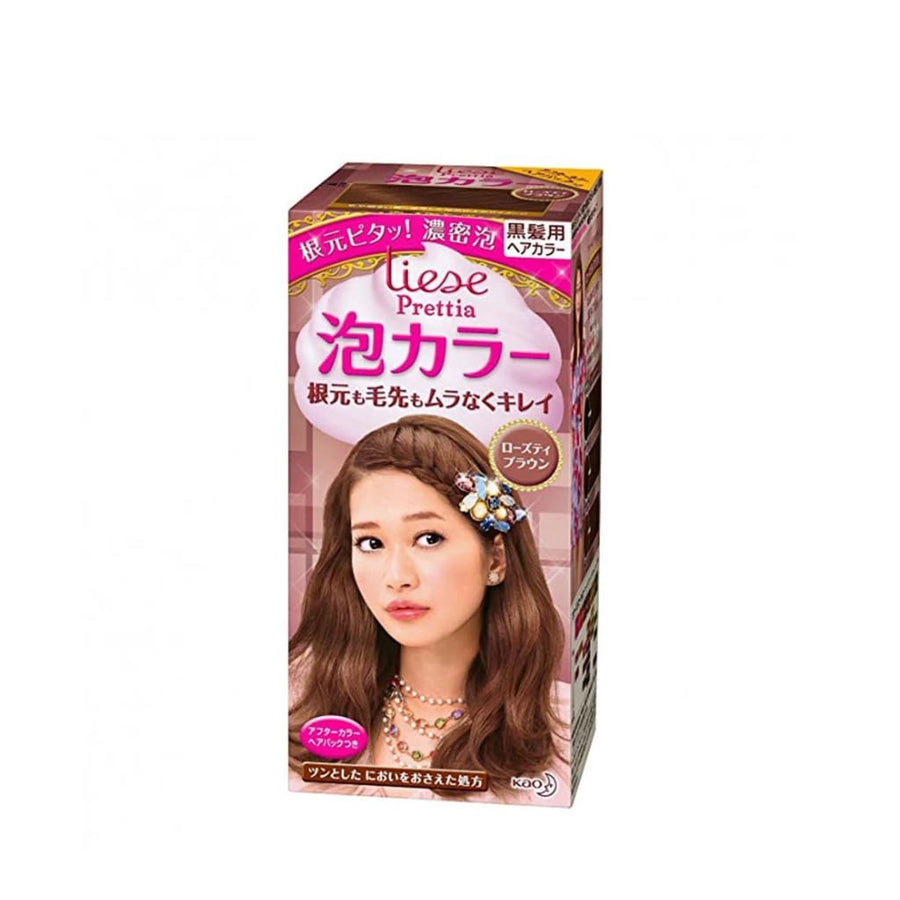 LIESE Hair Color (34ml + 66ml + 8ml) - Lifecode Boutique