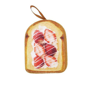 MARU DE PAN-BATH SPONGE-STRAWBERRY TOAST - Lifecode Boutique