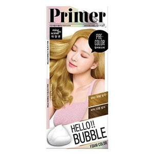 MISE EN SCENE Hello Bubble Foam Color - Pre-color 25G -