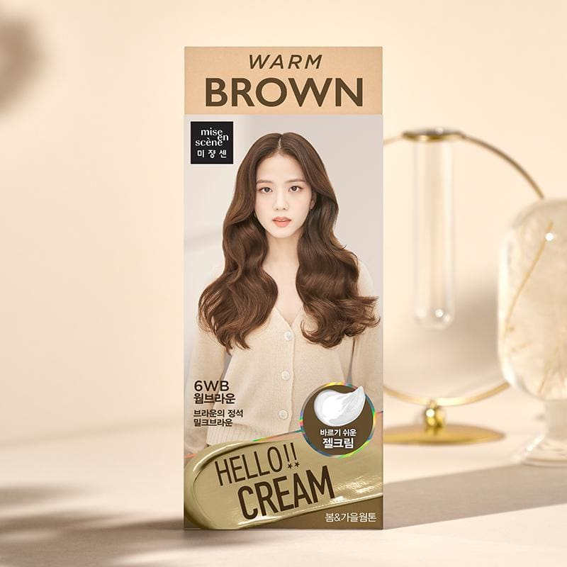 MISE EN SCENE Hello Cream Color (40+80+5g) - Beauty