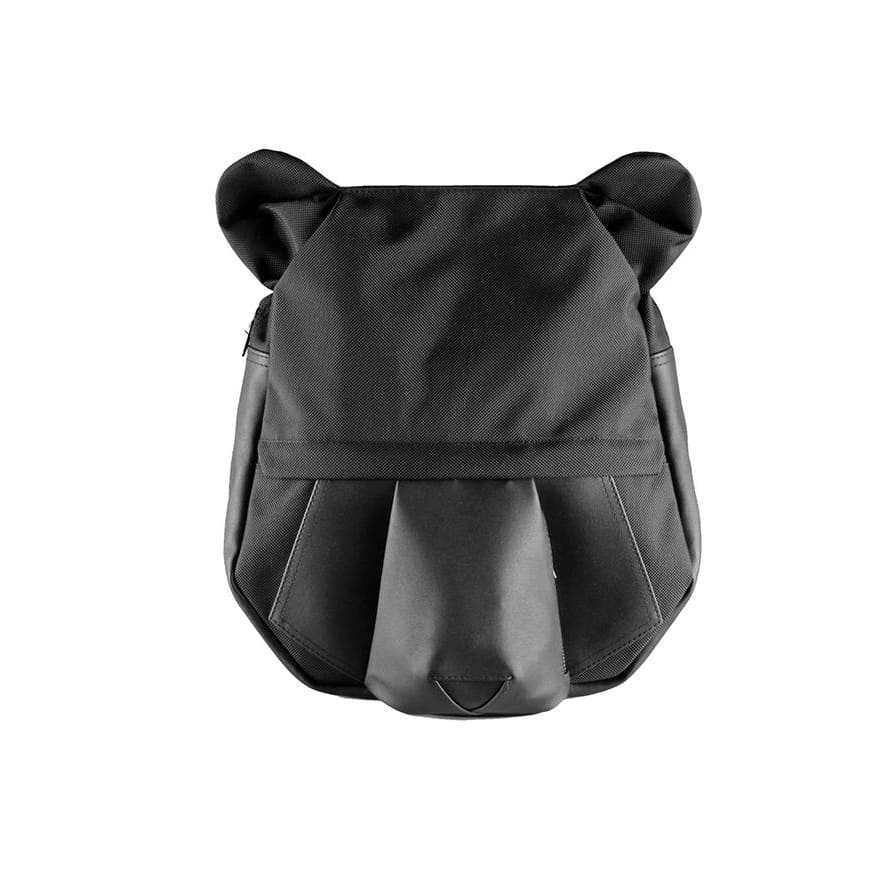 (Pre-Order) ORIBAGU Backpack- Black Bear - Lifecode Boutique