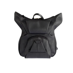(Pre-Order) ORIBAGU Backpack- Black Bulldog - Lifecode Boutique