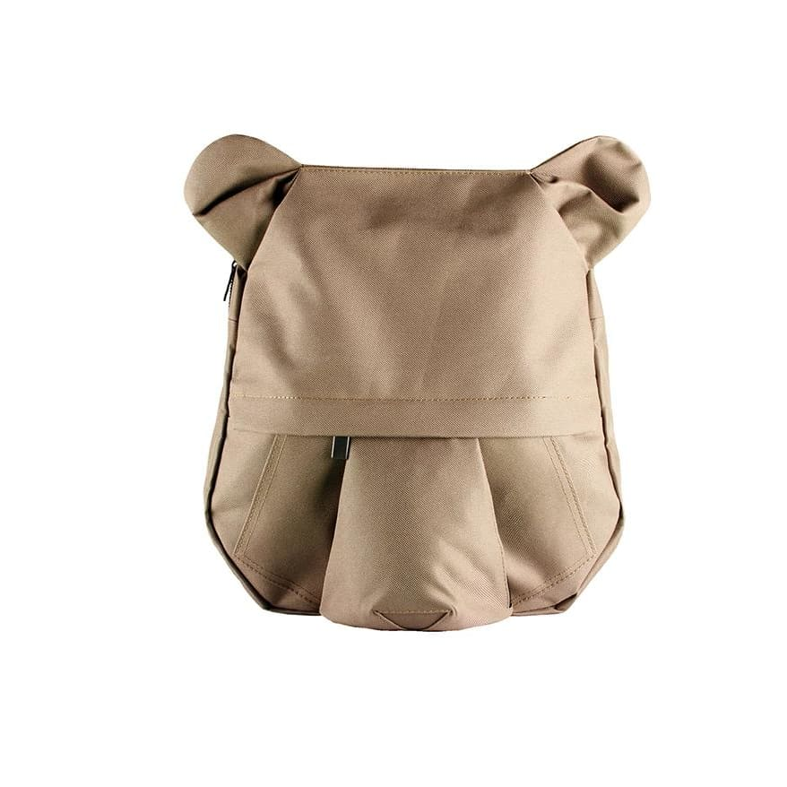 (Pre-Order) ORIBAGU Backpack- Brown Bear - Lifecode Boutique