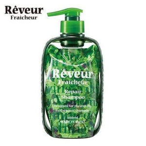 Reveur Fraicheur Non-Silicone 環保真空包  洗護系列 -Shampoo/Conditioner (340ml) - Lifecode Boutique