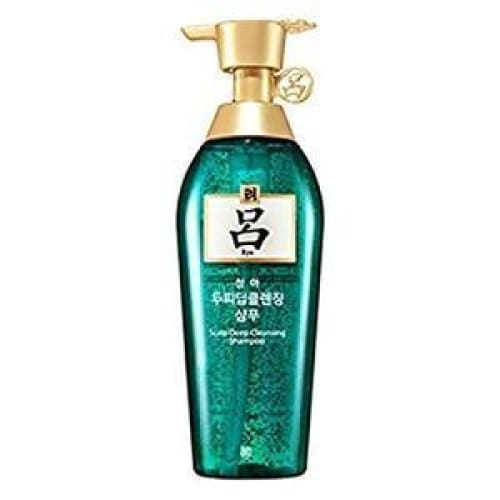 RYO Deep Cleansing Shampoo/Rinse - Green - Lifecode Boutique