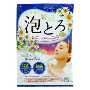 AWATOROYU Bubble Bath Sleeping Aroma (30g)