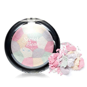 Secret Beam Highlighter- Pink & White Mix - Lifecode Boutique