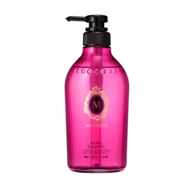 SHISEIDO Ma Cherie Shampoo/Conditioner EX (JAMBO) 450ml -
