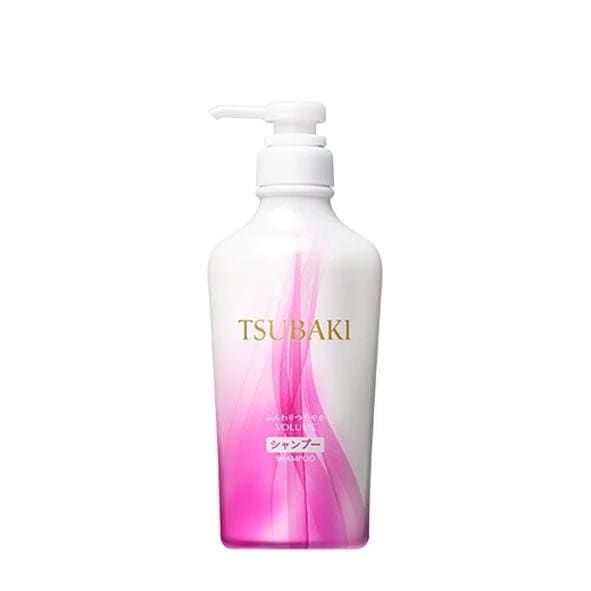 SHISEIDO TSUBAKI Volume Shampoo/Conditioner (450ml)