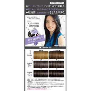 LUCIDO-L Creamy Milk Hair Color Remake - Natural Black
