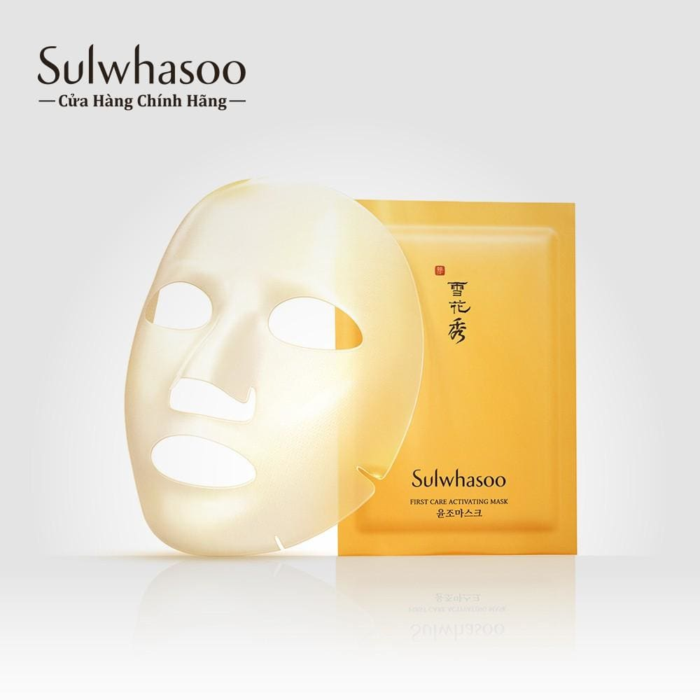 SULWHASOO First Care Activating Mask (23g) - Lifecode Boutique