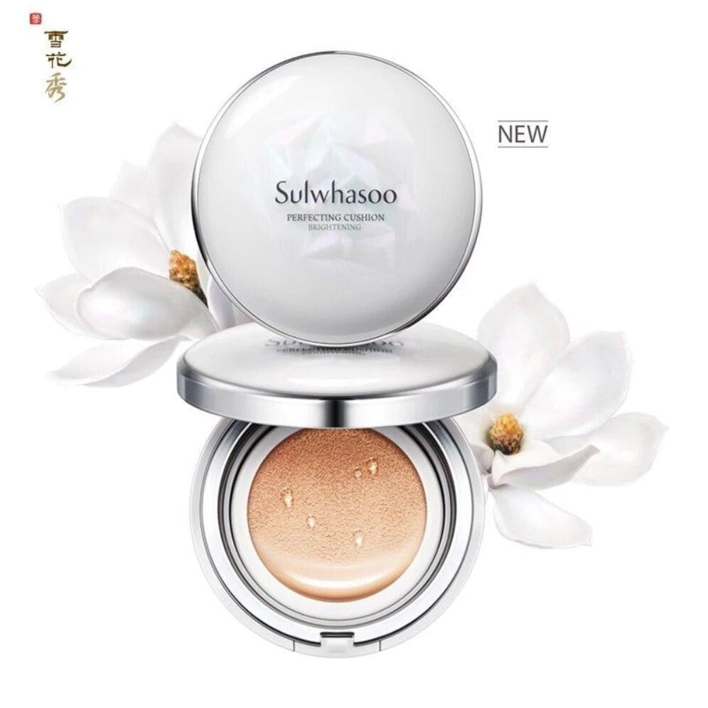 SULWHASOO Perfecting Cushion Brightening (15g x 2) - Lifecode Boutique