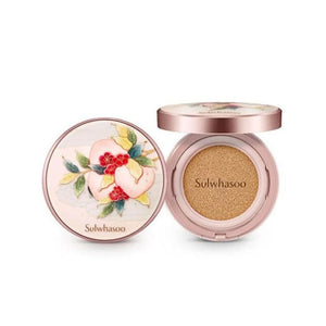 Sulwhasoo Perfecting Cushion EX-Pink NO. 21 (15g x 4) - Lifecode Boutique