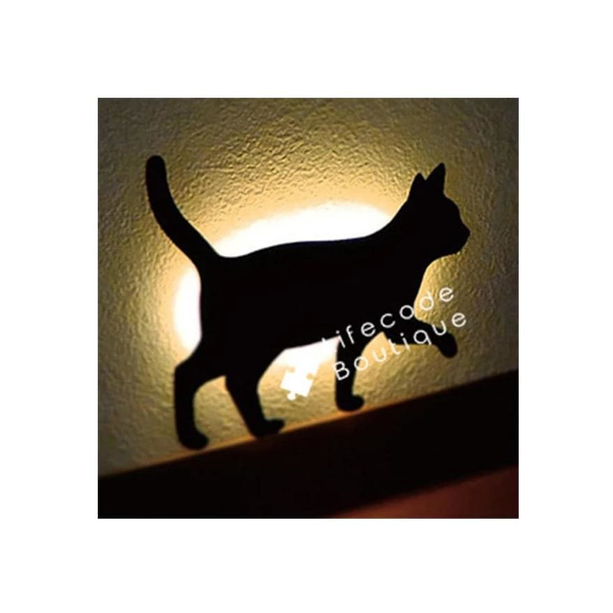 TOYO CASE That's Light! Cat Wall Light - Lifecode Boutique