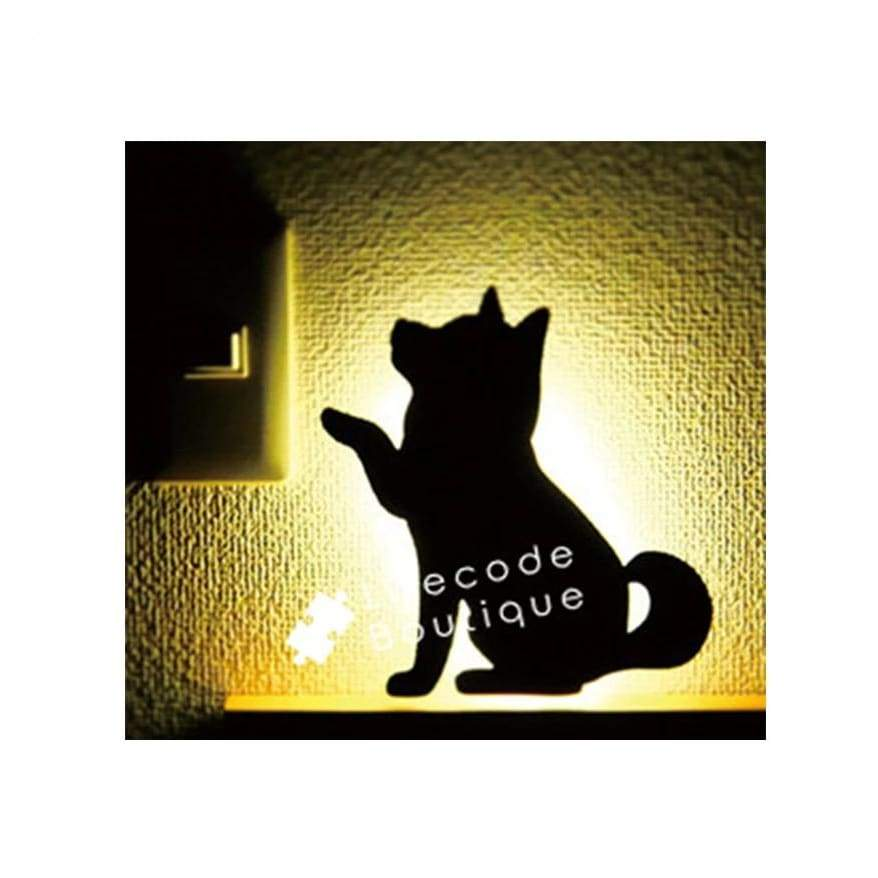 TOYO CASE That's Light! Shiba Wall Light - Lifecode Boutique