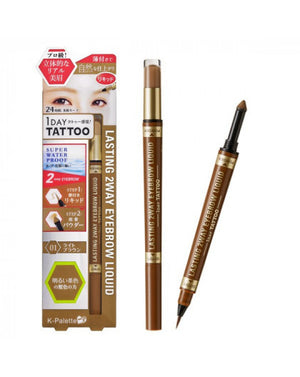 K-PALETTE 1 DAY TATTOO Lasting 2 Way Eyebrow Liquid