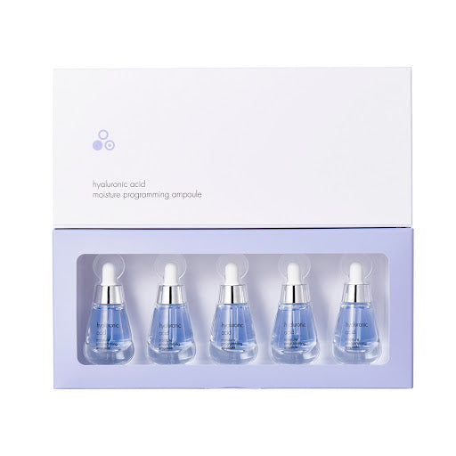 ((Free Gift Wrapping)) IT'S SKIN Hyaluronic Acid Moisture Programming Ampoule (6ml x 5)