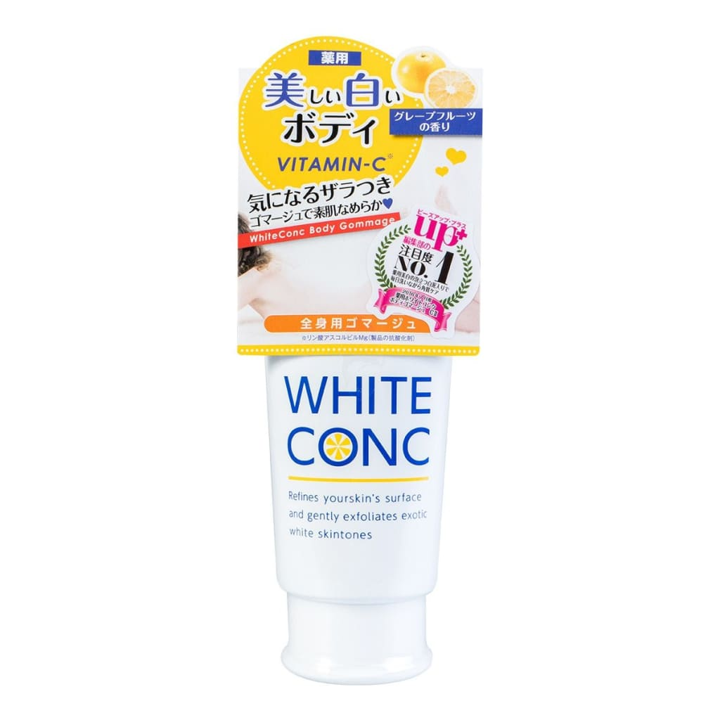 WHITE CONC Vitamin C White Body Scrub Gommage (180g) - Lifecode Boutique