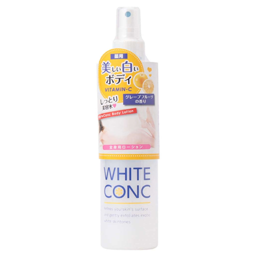 WHITE CONC Vitamin C White Moist Lotion (245ml) - Lifecode Boutique