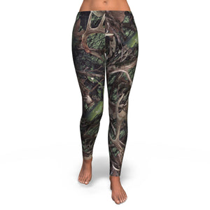 Legging All-Over 7th Design Army Hunting