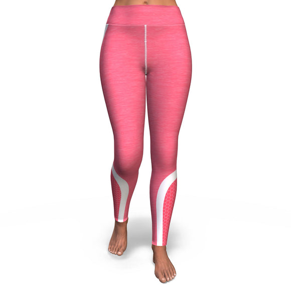 Yoga Pants All-Over 8th Design Hexagon 1