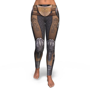 Legging All-Over 11th Design Viking Warrior