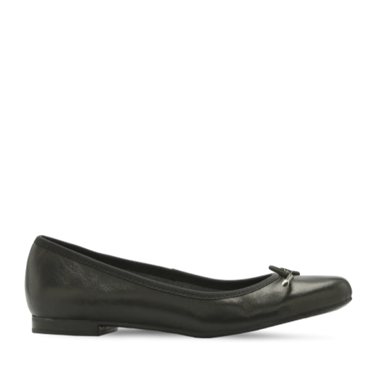COMFORTABLE BALLERINAS WITH BOW - KAREN