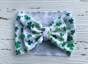 Clovers Headwrap