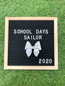 School Days Sailor