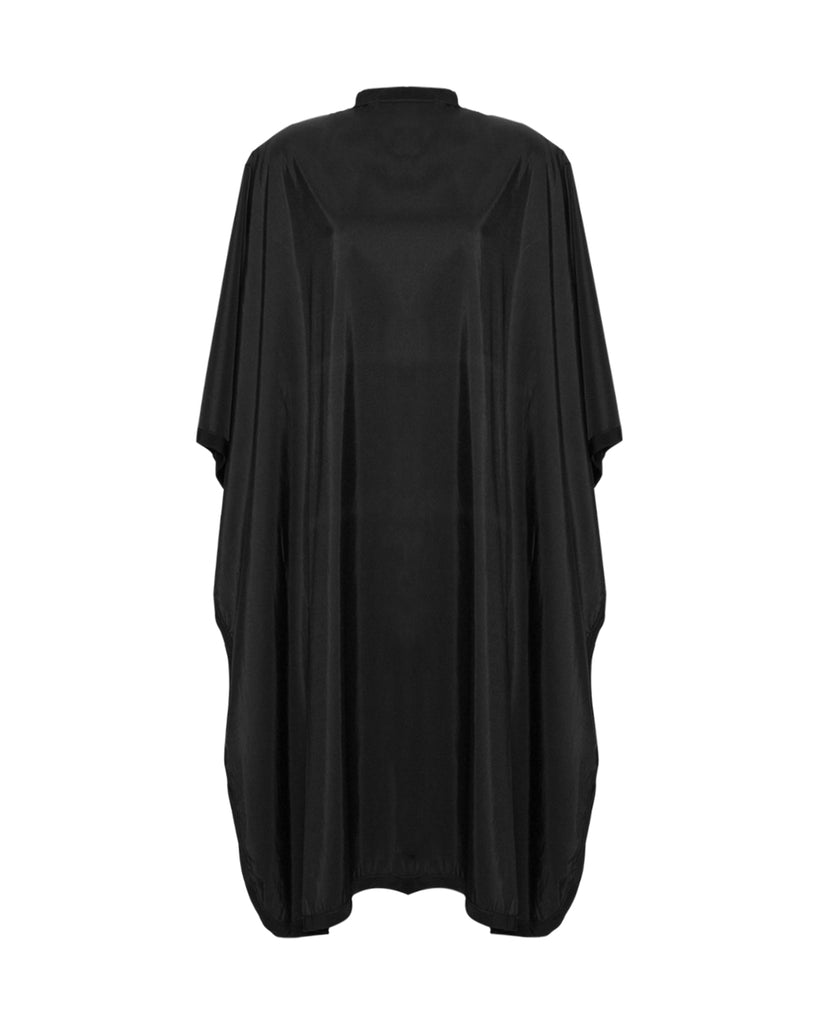 Black Premium Water Proof Silkarah Cutting Cape