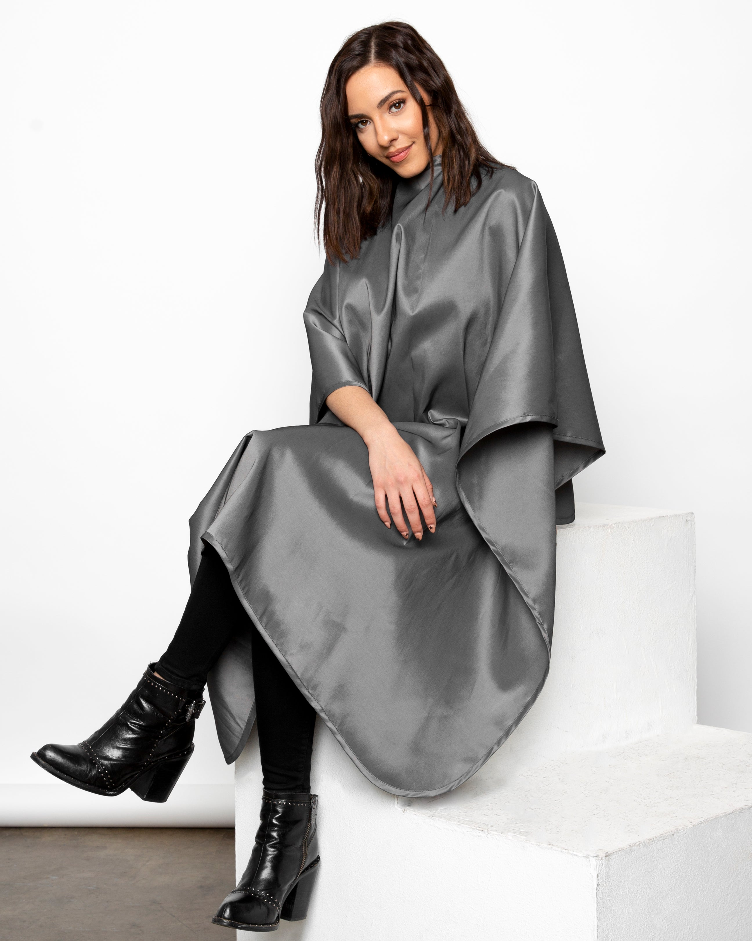 """Personalized Hair Salon Capes 