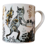 cat gift cat lover mug china cup feline friends