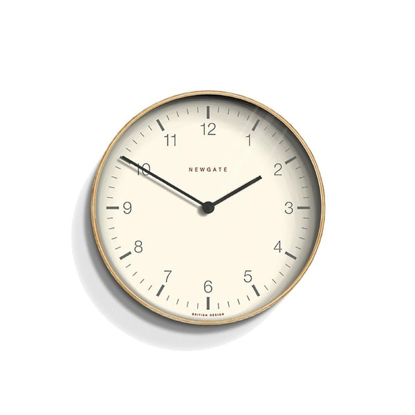 Mr Clarke Pale Wall Clock-28cm