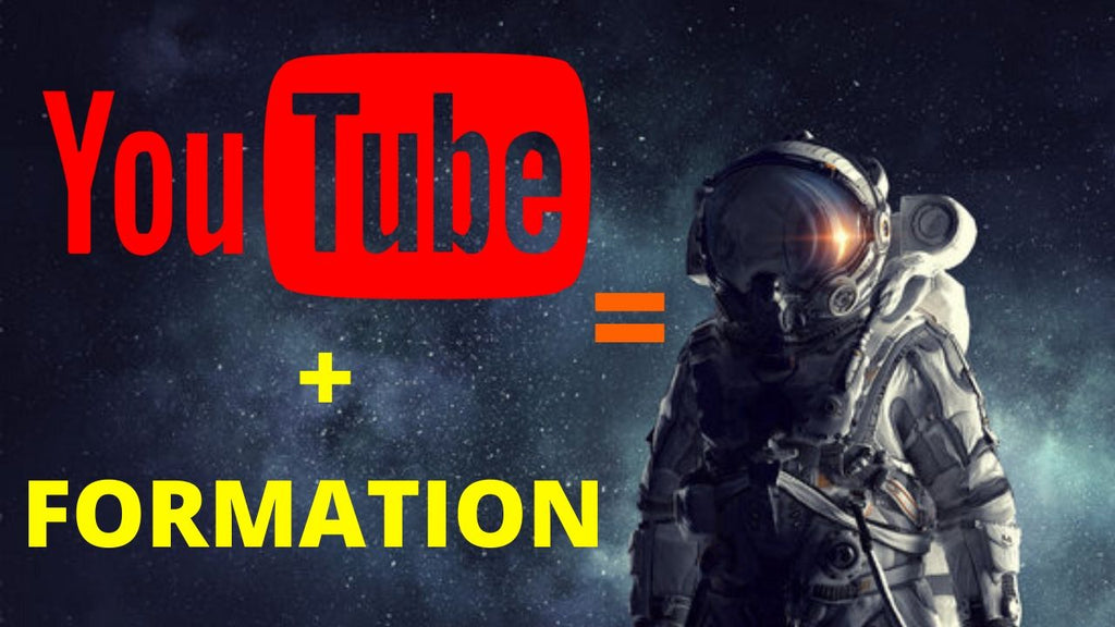 Formation voyage astral et Youtube