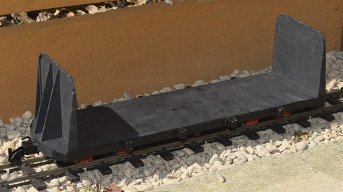 16mm Scale Bowaters Paper Railway 14 ton Pulp Wagon