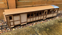 Load image into Gallery viewer, 16mm Scale Ffestiniog Railway All 1st Observation Coach No.101