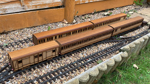 Gauge One 10mm Scale Redraw