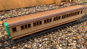 1:32 Scale SR 7 Compartment Composite 'Thanet' Coach