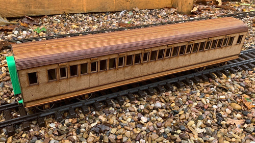 1:32 Scale SR 8 Compartment All Third 'Thanet' Coach