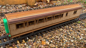 1:32 Scale SR 5 Compartment Brake Third 'Thanet' Coach