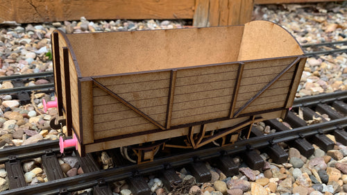 1:32 Scale LSWR Grain Wagon