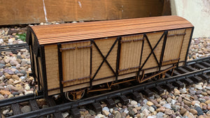 1:32 Scale GWR Fruit Van
