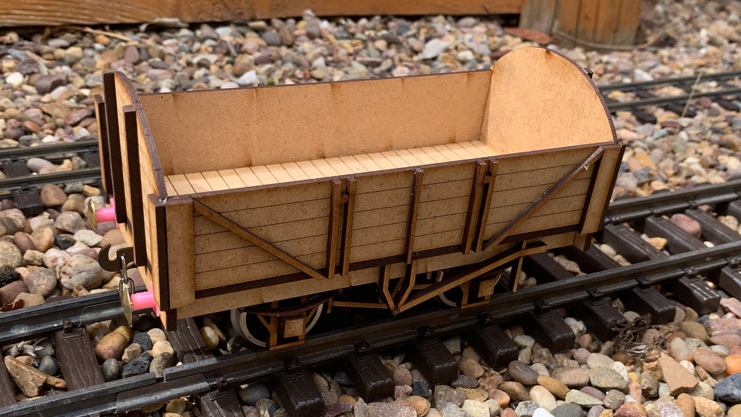 1:32 Scale LBSCR A Class Wagon