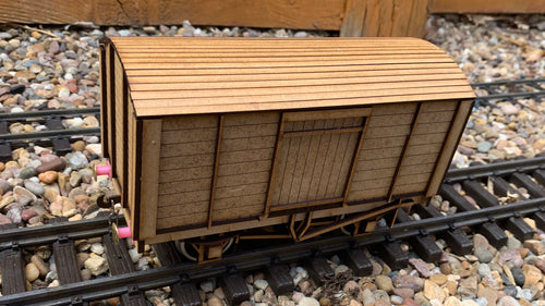 1:32 Scale LBSCR Box Van