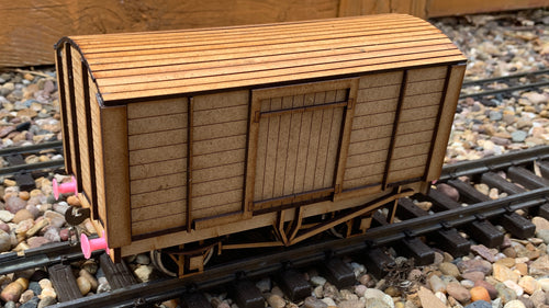 1:32 Scale SECR Box Van